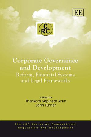 Corporate Governance and Development PDF