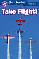 Ripley Readers LEVEL4 LIB EDN Take Flight!