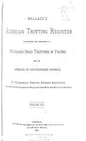 Wallace's American Trotting Register ...: Volume 12