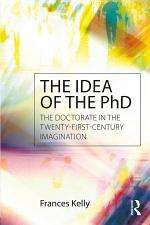 The Idea of the PhD