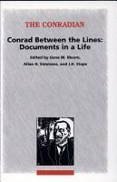 Conrad Between the Lines PDF