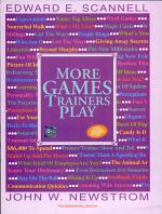 More Games Trainers Play