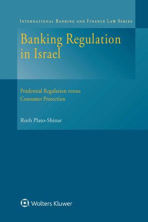 Banking Regulation in Israel PDF