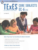 TExES Core Subjects EC 6  291  Book