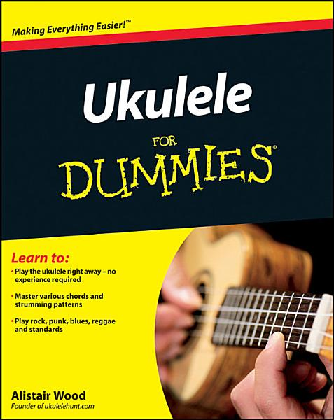 Download Ukulele For Dummies Book