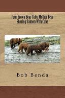 Four Brown Bear Cubs