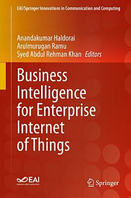 Business Intelligence for Enterprise Internet of Things PDF