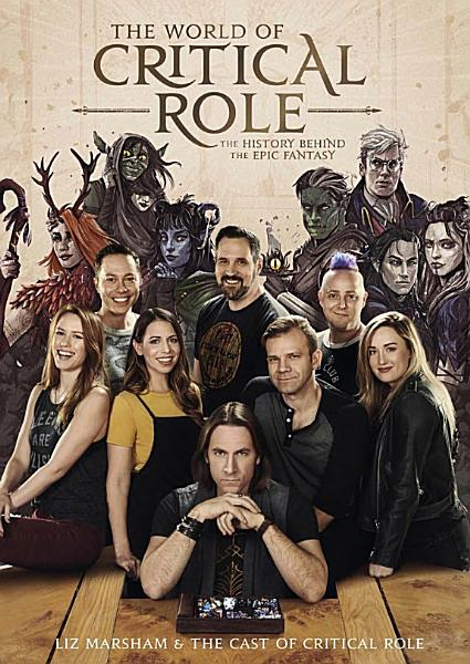 Download The World of Critical Role Book