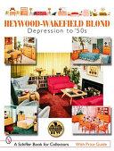 Heywood-Wakefield Blond Depression to 50's