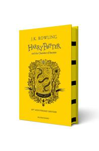 Harry Potter and the Chamber of Secrets   Hufflepuff Edition Book