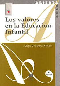 Los valores de la educaci  n infantil PDF