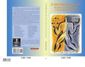 25 Doctrines of Law You Should Know Book