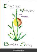 Christian Woman Bamboo Strong