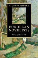 The Cambridge Companion to European Novelists PDF