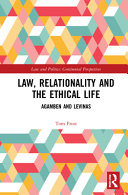 Law, Relationality and the Ethical Life