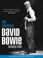 The Complete David Bowie PDF