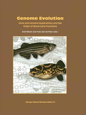 Genome Evolution PDF