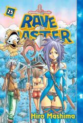 Rave Master: Volume 25