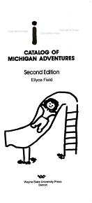 Kids Catalog of Michigan Adventures PDF