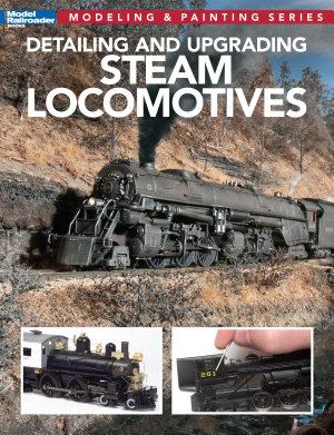 Detailing and Upgrading Steam Locomotives