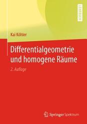 Differentialgeometrie und homogene R  ume PDF