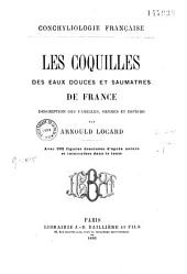 Les coquilles marines des côtes de France: description des familles, genres et espèces