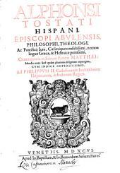 Commentaria in Matthaeum: In Sextam Partem, Volume 6
