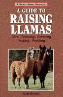 A Guide to Raising Llamas PDF