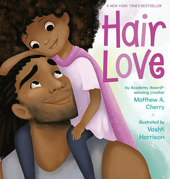 Book Cover of Hair Love