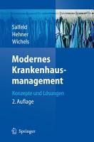 Modernes Krankenhausmanagement PDF
