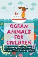 Ocean Animals For Children