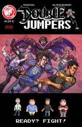 Double Jumpers #2: Issue 2