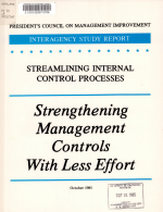 Streamlining Internal Control Processes and Strengthening Management Controls with Less Effort PDF