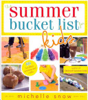 The Summer Bucket List for Kids Book