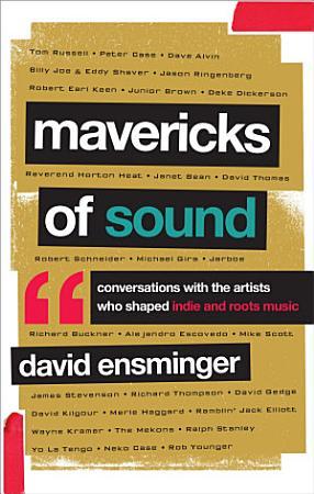 Mavericks of Sound PDF