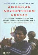 American Adventurism Abroad