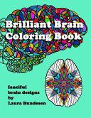 Brilliant Brain Coloring Book Book