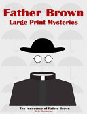Father Brown Large Print Mysteries PDF
