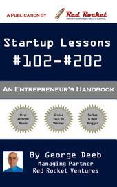 Startup Lessons #102-#202: An Entrepreneur's Handbook