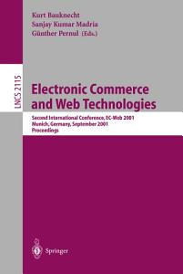 Electronic Commerce and Web Technologies PDF