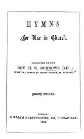 Hymns for use in Church ... Second edition
