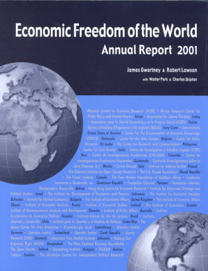 Economic Freedom of the World 2001 Annual Report PDF
