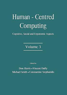 Human Centered Computing PDF