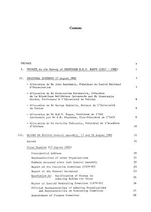 Transactions of the International Astronomical Union  Volume XVIIIB