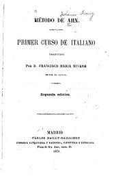 Primer curso de italiano