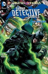 Detective Comics (2011- ) #16