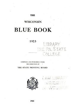 The Wisconsin Blue Book PDF