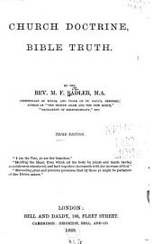 Church Doctrine, Bible Truth