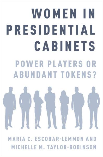 Women in Presidential Cabinets Pdf Book