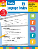 Daily Language Review  Grade 2 PDF
